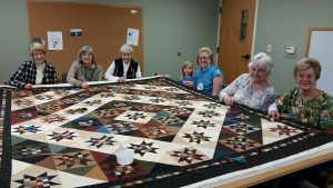 WomenQuilting